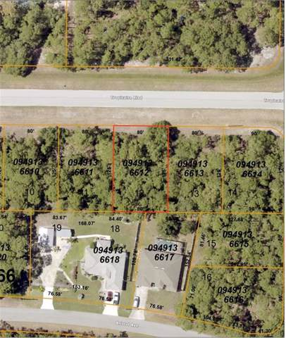 Tropicaire Boulevard, North Port, FL 34291 (MLS #C7424048) :: Cartwright Realty