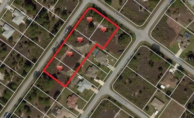 Topeka Lane, North Port, FL 34291 (MLS #C7424077) :: 54 Realty