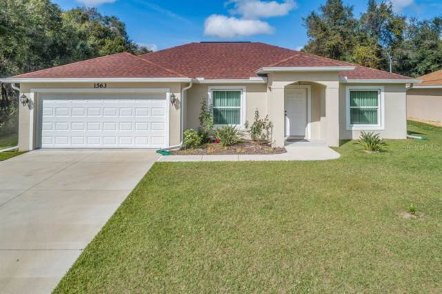 1563 S Haberland Boulevard, North Port, FL 34288 (MLS #C7424125) :: The Duncan Duo Team