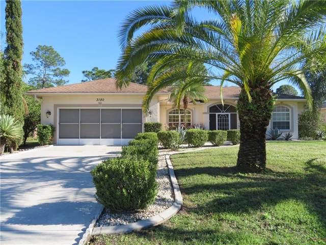 3180 S Chamberlain Boulevard, North Port, FL 34286 (MLS #C7424126) :: Armel Real Estate