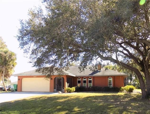 987 Linnaen Terrace NW, Port Charlotte, FL 33948 (MLS #C7424183) :: Baird Realty Group