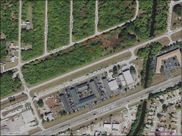 526 Rutland Circle, Port Charlotte, FL 33954 (MLS #C7424189) :: The Duncan Duo Team