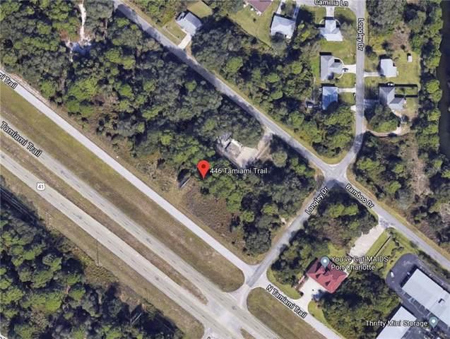 446 Tamiami Trail, Port Charlotte, FL 33953 (MLS #C7424204) :: The Duncan Duo Team