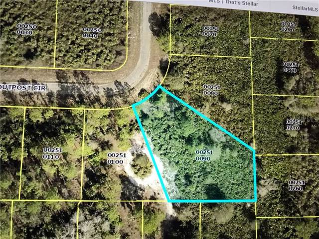 1868 Outpost Circle, Lehigh Acres, FL 33972 (MLS #C7424218) :: Griffin Group