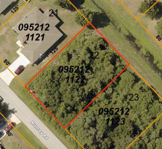 Muncey Road, North Port, FL 34291 (MLS #C7424296) :: Homepride Realty Services