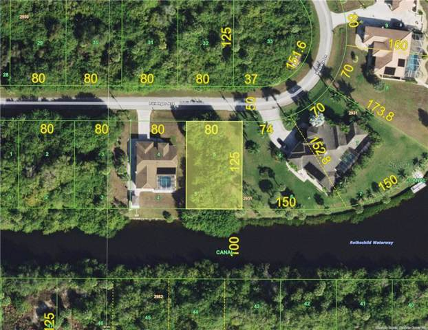 14547 Pittenger Avenue, Port Charlotte, FL 33953 (MLS #C7424309) :: Griffin Group