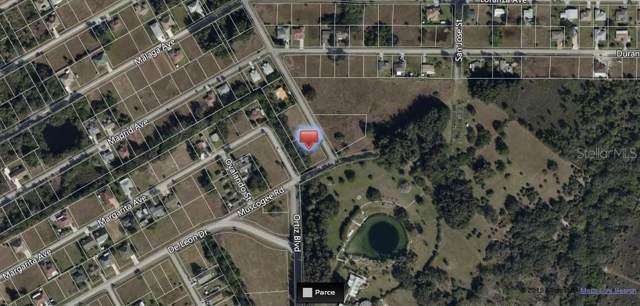 Antonio Street, North Port, FL 34287 (MLS #C7424336) :: GO Realty