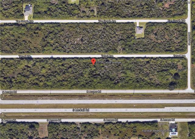 12159 Tetzel Avenue, Port Charlotte, FL 33981 (MLS #C7424355) :: The BRC Group, LLC