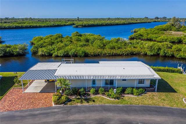 104 Island Point Road #365, North Port, FL 34287 (MLS #C7424362) :: Cartwright Realty