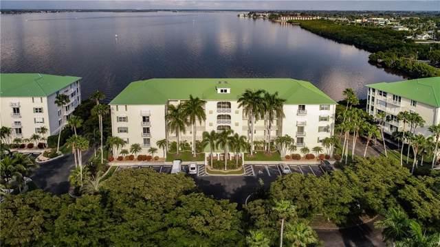 200 Harbor Walk Drive #241, Punta Gorda, FL 33950 (MLS #C7424372) :: 54 Realty