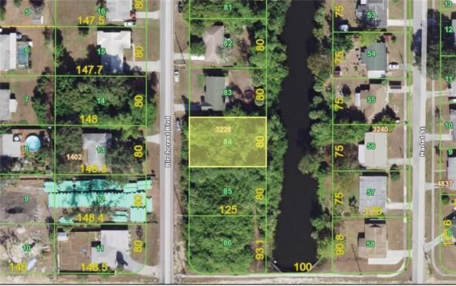 1644 Birchcrest Boulevard, Port Charlotte, FL 33952 (MLS #C7424374) :: 54 Realty