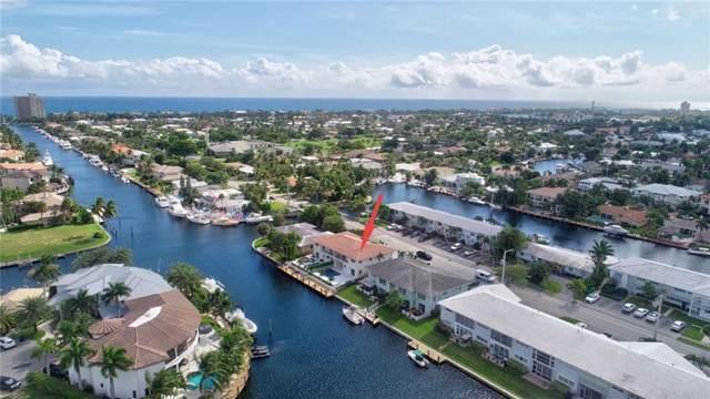 2501 NE 36TH Street, LIGHTHOUSE POINT, FL 33064 (MLS #C7424411) :: Team Bohannon Keller Williams, Tampa Properties