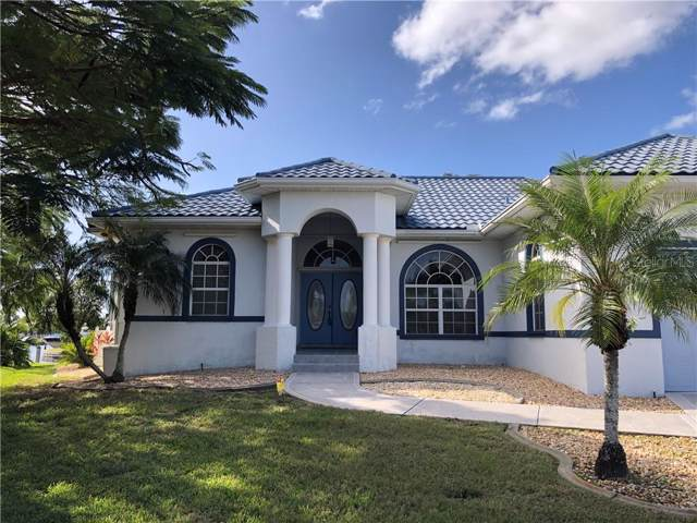 3370 Sandpiper Drive, Punta Gorda, FL 33950 (MLS #C7424412) :: Armel Real Estate