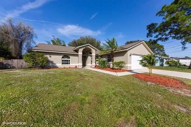 4292 Renova Avenue, North Port, FL 34286 (MLS #C7424437) :: Medway Realty