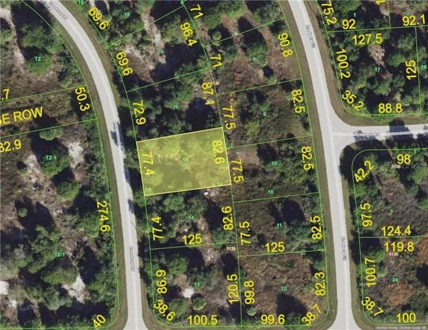 7288 Treadway Road, Port Charlotte, FL 33981 (MLS #C7424493) :: Griffin Group