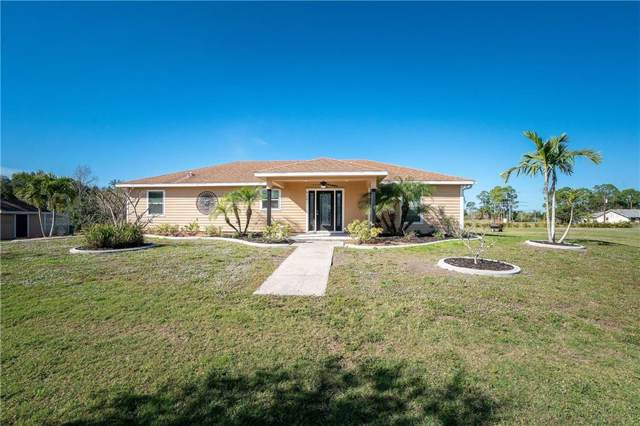 9081 Austrian Boulevard, Punta Gorda, FL 33982 (MLS #C7424515) :: The Light Team