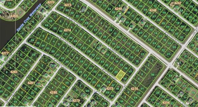 14156 Emerson Lane, Port Charlotte, FL 33981 (MLS #C7424537) :: 54 Realty