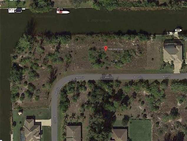 15342 Aron Circle, Port Charlotte, FL 33981 (MLS #C7424543) :: The BRC Group, LLC