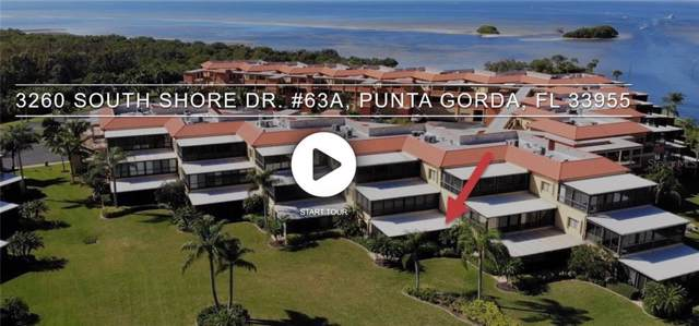 3260 Southshore Drive 63A, Punta Gorda, FL 33955 (MLS #C7424545) :: Remax Alliance