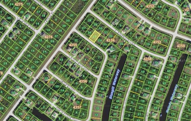 9164 Hialeah Terrace, Port Charlotte, FL 33981 (MLS #C7424546) :: The Light Team