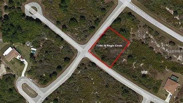 7366 St Regis Circle, Port Charlotte, FL 33981 (MLS #C7424583) :: Bustamante Real Estate