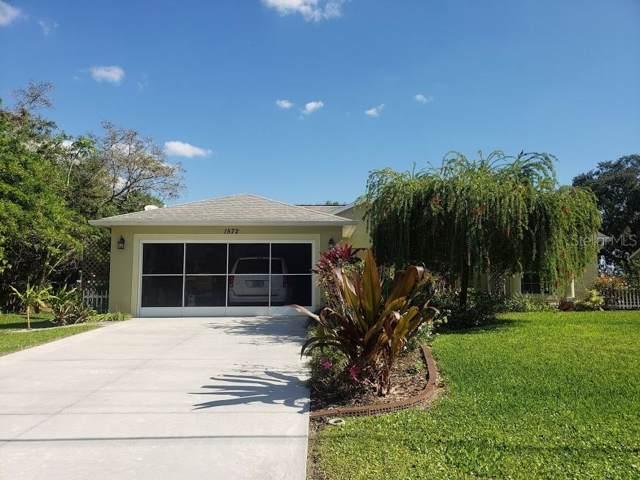 1572 Birchcrest Boulevard, Port Charlotte, FL 33952 (MLS #C7424590) :: Lock & Key Realty