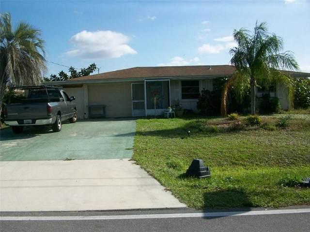 181 W Tarpon Boulevard NW, Port Charlotte, FL 33952 (MLS #C7424605) :: Lock & Key Realty