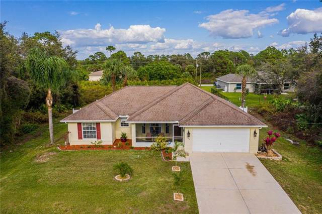 1066 Cathedall Avenue, North Port, FL 34288 (MLS #C7424608) :: Griffin Group