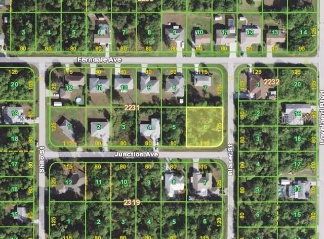 1585 Blaser Street, Port Charlotte, FL 33980 (MLS #C7424695) :: The Heidi Schrock Team