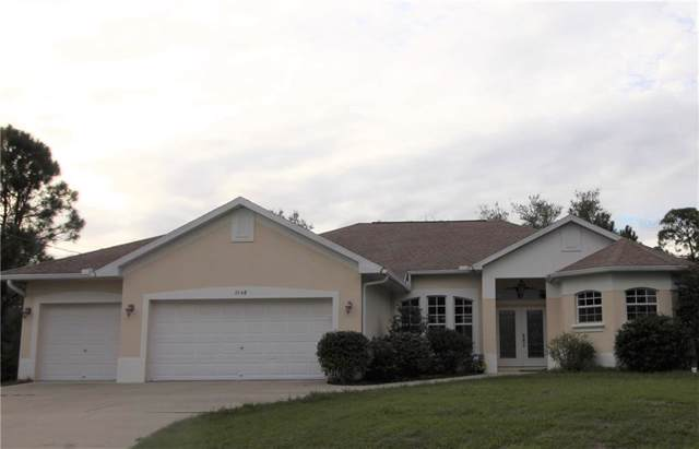 7148 Harle Avenue, North Port, FL 34291 (MLS #C7424696) :: Team Bohannon Keller Williams, Tampa Properties
