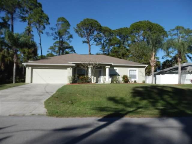 3698 Inagua Avenue, North Port, FL 34286 (MLS #C7424707) :: Keller Williams on the Water/Sarasota