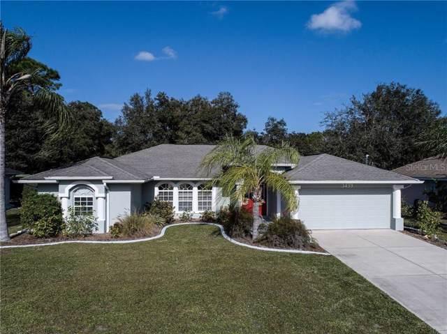3439 Jade Street, North Port, FL 34288 (MLS #C7424712) :: Lockhart & Walseth Team, Realtors