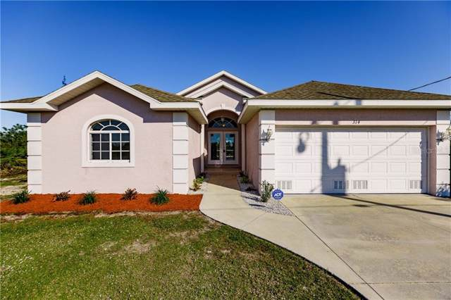 314 Baytree Drive, Rotonda West, FL 33947 (MLS #C7424778) :: 54 Realty