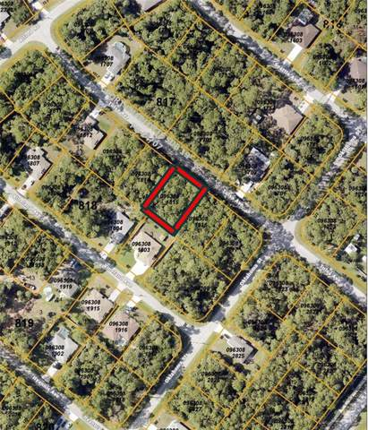 Tulsa Avenue, North Port, FL 34286 (MLS #C7424782) :: Cartwright Realty