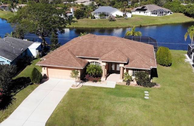 283 Macarthur Drive, Port Charlotte, FL 33954 (MLS #C7424784) :: Griffin Group