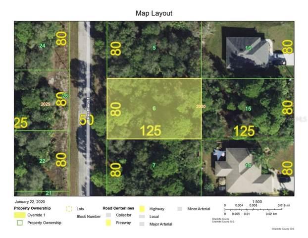 264 Heather Street, Port Charlotte, FL 33953 (MLS #C7424815) :: Homepride Realty Services