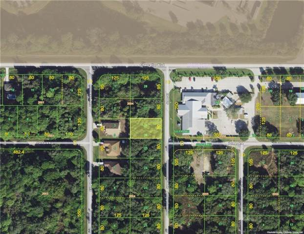 27 Juper Street, Port Charlotte, FL 33953 (MLS #C7424852) :: Griffin Group