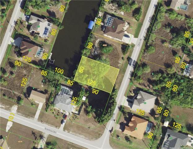 9170 Migue Circle, Port Charlotte, FL 33981 (MLS #C7424862) :: The Light Team