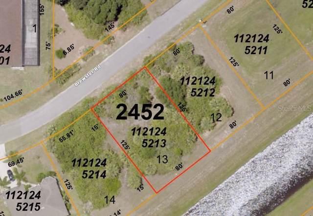 Brewster Road, North Port, FL 34288 (MLS #C7424897) :: Team Bohannon Keller Williams, Tampa Properties