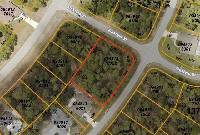Caburn Road, North Port, FL 34291 (MLS #C7424903) :: Alpha Equity Team