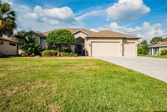 571 Boundary Boulevard, Rotonda West, FL 33947 (MLS #C7424965) :: Griffin Group