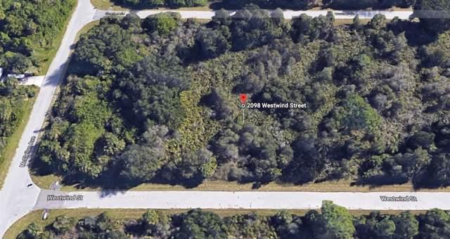 2098 Westwind Street, Port Charlotte, FL 33953 (MLS #C7424975) :: Prestige Home Realty