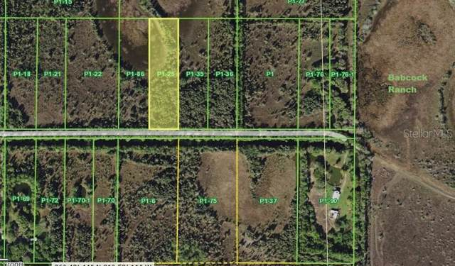 33780 Oil Well Road, Punta Gorda, FL 33955 (MLS #C7425012) :: Florida Real Estate Sellers at Keller Williams Realty