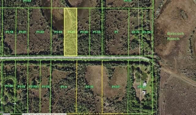 33780 Oil Well Road, Punta Gorda, FL 33955 (MLS #C7425012) :: Team Borham at Keller Williams Realty