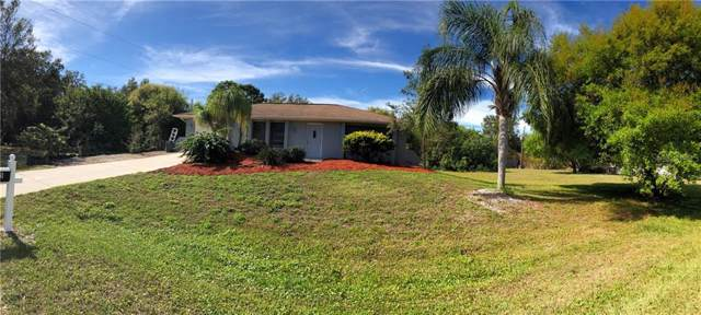 1073 Marlene Street, Port Charlotte, FL 33952 (MLS #C7425028) :: Gate Arty & the Group - Keller Williams Realty Smart