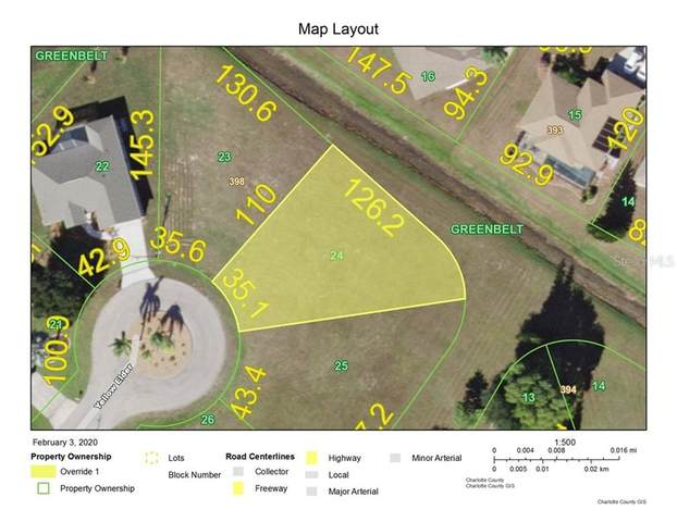 200 Yellow Elder, Punta Gorda, FL 33955 (MLS #C7425108) :: Keller Williams Realty Peace River Partners