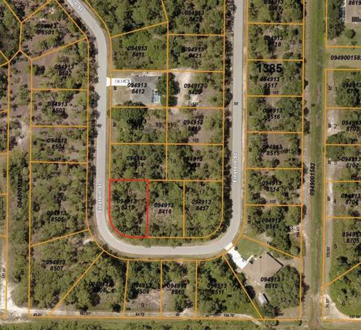 Einstein Street, North Port, FL 34291 (MLS #C7425158) :: Alpha Equity Team