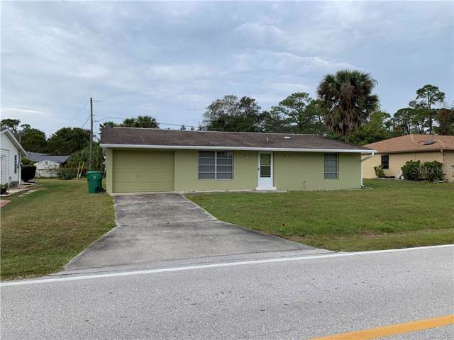 1381 Hinton Street, Port Charlotte, FL 33952 (MLS #C7425214) :: The Duncan Duo Team