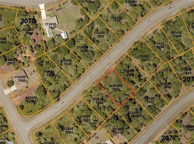 Breen Avenue, North Port, FL 34288 (MLS #C7425293) :: GO Realty