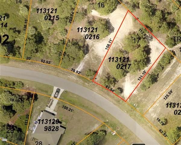 Dalewood Circle, North Port, FL 34288 (MLS #C7425294) :: GO Realty